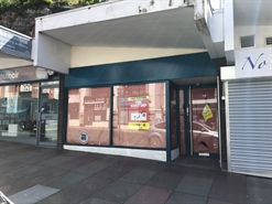 645 SF High Street Shop for Rent  |  6 Market Street, Torquay, TQ1 3AQ