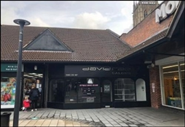 1,115 SF Shopping Centre Unit for Rent  |  Unit 12 (30), Church Walk Shopping Centre, Caterham, CR3 6RT