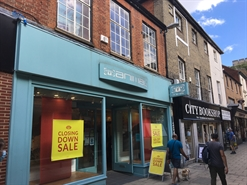1,449 SF High Street Shop for Rent  |  8 Davey Place, Norwich, NR2 1PQ