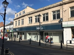3,084 SF High Street Shop for Rent  |  27 - 31 Newbottle Street, Houghton le Spring, DH4 4AP