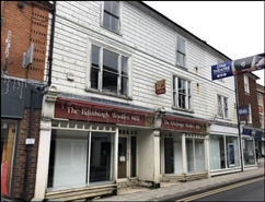 1,785 SF High Street Shop for Rent  |  104-106 High Street, Sevenoaks, TN13 1LU