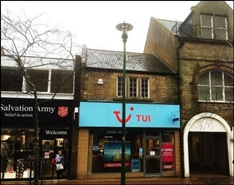 1,258 SF High Street Shop for Rent  |  31 Middle Street, Consett, DH8 5QP