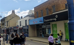 1,412 SF High Street Shop for Rent  |  93 High Street, Sheerness, ME12 1TX