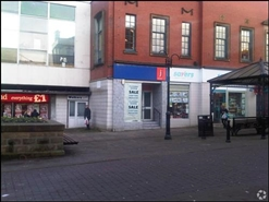 1,104 SF High Street Shop for Rent  |  Unit 2, Morley, LS27 8DW