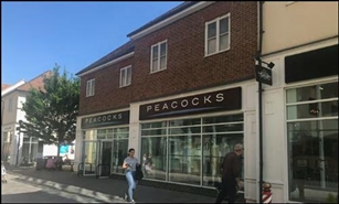 3,912 SF High Street Shop for Rent  |  Ey1a, Bicester, OX26 6DG