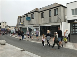 2,464 SF High Street Shop for Rent  |  55A Bank Street, Newquay, TR7 1JE