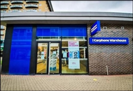 665 SF Shopping Centre Unit for Rent  |  The Centre, Feltham, TW13 4BS