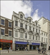 3,500 SF High Street Shop for Rent  |  30 - 32 Bold Street, Liverpool, L1 4LF