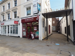 High Street Shop for Rent  |  32 Carfax, Horsham, RH12 1EE