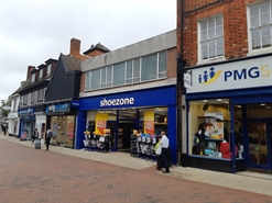 1,285 SF High Street Shop for Rent  |  42-42a Westgate Street, Ipswich, IP1 3ED