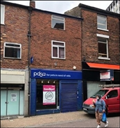 1,460 SF High Street Shop for Sale  |  8 Orchard Street, Preston, PR1 2EN