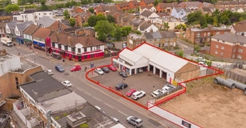 Out of Town Shop for Rent  |  BORADWAY SERVICE STATION, WICKFORD, SS11 7BZ