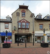 1,200 SF Shopping Centre Unit for Rent  |  Crown Walk Shopping Centre, Bicester, OX26 6HY