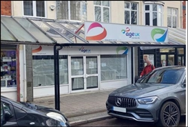 1,674 SF High Street Shop for Rent  |  21 Torbay Road, Paignton, TQ4 6AA