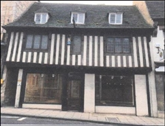 1,640 SF High Street Shop for Rent  |  40 St Mary'S Street, Stamford, PE9 2DS