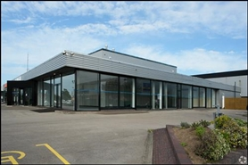 750 SF Out of Town Shop for Rent  |  Building 1, The Woodman Centre, Blackpool, FY4 4ND