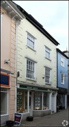 1,032 SF High Street Shop for Rent  |  20 Fore Street, Liskeard, PL14 3JB