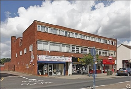965 SF High Street Shop for Rent  |  89 - 93 Turners Hill, Waltham Cross, EN8 9BD