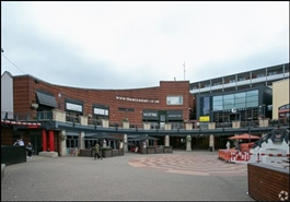 824 SF Retail Park Unit for Rent  |  Management Suite, Arcadian Shopping Centre, Birmingham, B5 4TD