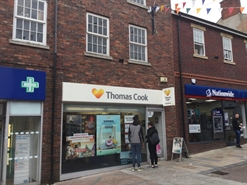 1,030 SF High Street Shop for Rent  |  16 Bridge Street, Congleton, CW12 1AY