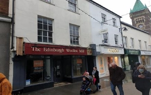 2,857 SF High Street Shop for Rent  |  6 High Street, Abergavenny, NP7 5RY