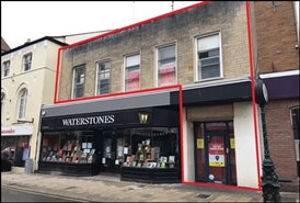 1,133 SF High Street Shop for Rent  |  42 High Street, Barnstaple, EX31 1BZ