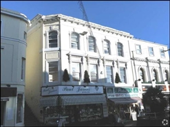 428 SF High Street Shop for Rent  |  2 Fleet Street, Torquay, TQ1 1BX