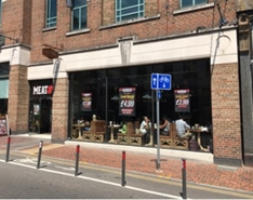 1,120 SF High Street Shop for Rent  |  177B High Street - Part Fitted Restaurant, Watford, WD17 2TQ