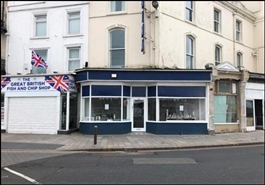 430 SF Out of Town Shop for Rent  |  32 Victoria Parade, Torquay, TQ1 2BD